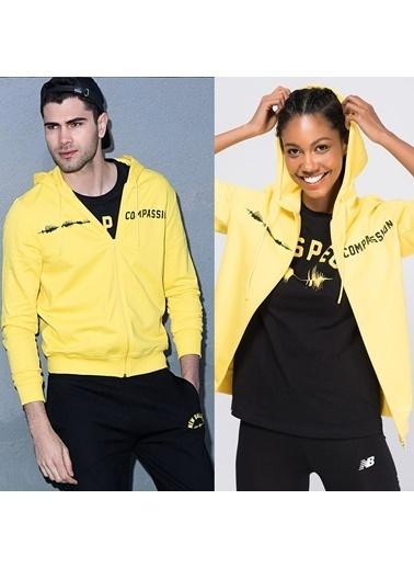 New Balance Sweatshirt Sarı